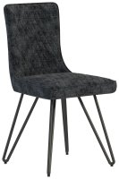 Delta Grey Dining Chair