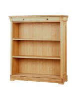 Moreno Bookcase with Drawer