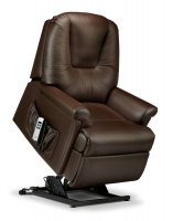 Milburn Petite 2-motor Electric Lift Recliner