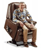Milburn Royale 2-motor Electric Lift Recliner