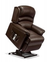 Olivia Small 2-motor Electric Lift Recliner