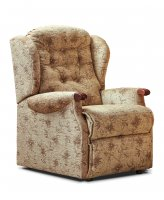 Lynton Small Chair - Dark Beech Knuckles