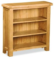 Clumber Low Bookcase