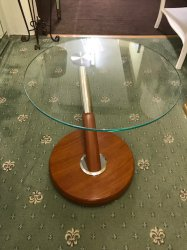 Four Seasons Lamp Table