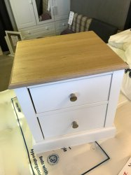 Kingstown Sophie 2 Drw Bedside