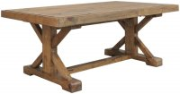 CRA-009 Camrose Reclaimed Monastery Coffee Table