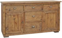 CRD-004 Camrose Reclaimed Large Sideboard