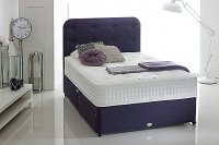 "Healthbeds Body Cool Gel 2000 5'0"" Bed 2 DRW"