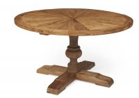 Boston round dining table