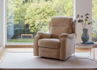 Armchair Manual Recliner