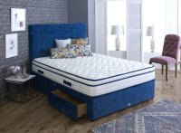 Healthbeds Ultimate Natural Latex 3500 Mattress & Divan Bed