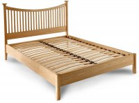 SB/2011N SET -  135CM LOW END BED AND SLATS