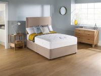 "Sweet Dreams Cotswold 4'0"" Easycare Bed"