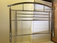 "Crowther Jupiter 4'6"" Headboard"