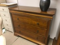 Willis & Gambier Louis Philippe 4 Drawer Chest