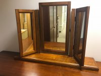 Willis & Gambier Louis Philippe Gallery Mirror