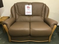 Pluto 2 Seater Sofa & Power Recliner Chair