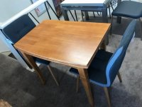Newark Extending Table & 2 Chairs