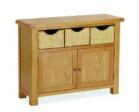 G3511 Sideboard with Baskets