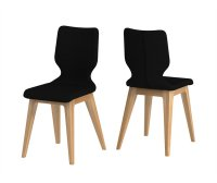 Dining Chair M38 Black