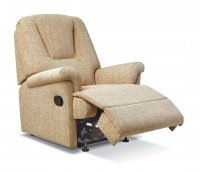 Milburn Petite Powered Recliner