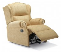 Claremont Small Powered Recliner