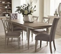 Trinadad 140 Extending Dining Table & 4 Chairs