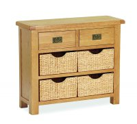 G2930 Small Sideboard with Baskets