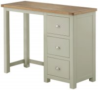 Portland Dressing Table - stone