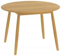 Malmo Round Dining Table