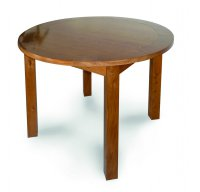 Bretagne Round Fixed Top Dining Table