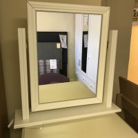 Kingstown Aylesbury Mirror in White