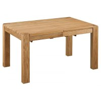 Oslo Oak Large Extending Dining Table
