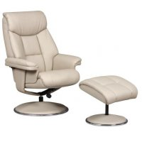 Broome Swivel Chair & Stool