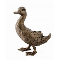 Antique Bronze  Delia Duck