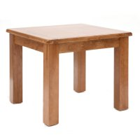 Bretagne 90*90 Fixed Top Dining Table