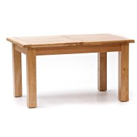 Normandy 140 - 180cm Small Extending Dining Table