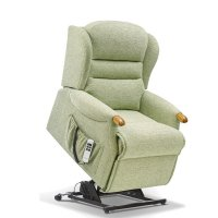 Ashford Small 2-motor Electric Lift Recliner - Knuckles