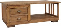 CRA-005 Camrose Reclaimed Coffee Table