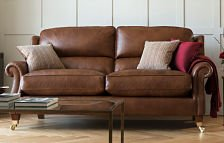 Parker Knoll Henley In Leather