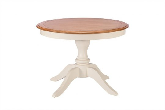 Cayman Round Dining Table & 4 Chairs