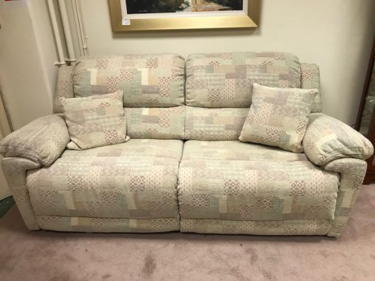 TISSINGTON POWER RECLINER LARGE SOFA