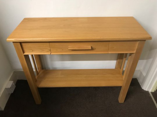 Taylors Verdi Hall Table