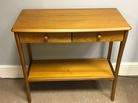 Sutcliffe Teak 893 Console Table