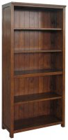 Driftwood Reclaimed Pine Bookcase