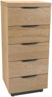 Fusion 5 Drawer Tall Chest