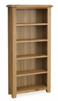 Dukeries Chatsworth Large  Bookcase