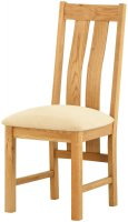 Portland Dining Chair - oak