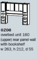 Rivera OZ06 Overbed 160