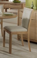 Stockholm Upholstered Dining Chair